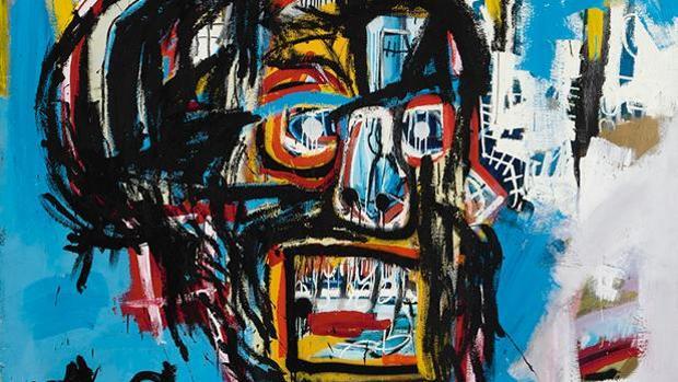 «Untitled», de Jean-Michel Basquiat