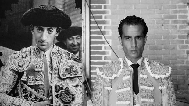 Manolete e Iván Fandiño