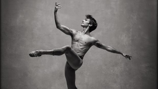 Joaquín de Luz, bailarín principal del New York City Ballet, fue el cabeza de cartel de la gala