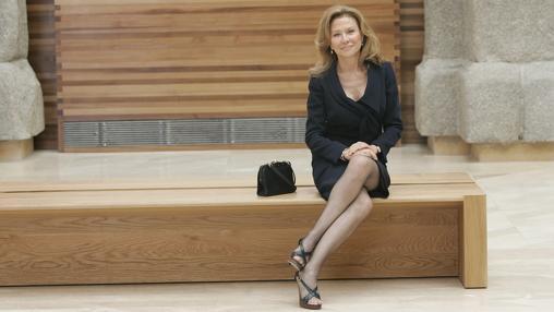 Alicia Koplowitz, en el Prado