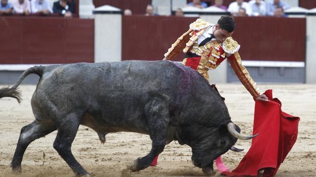 Paco Ureña, en un excelente natural
