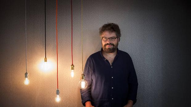 Sergio del Molino, autor de «La mirada de los peces»