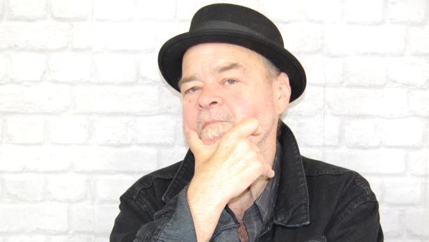 David Thomas, compositor y uníco miembro constante de Pere Ubu desde 1975