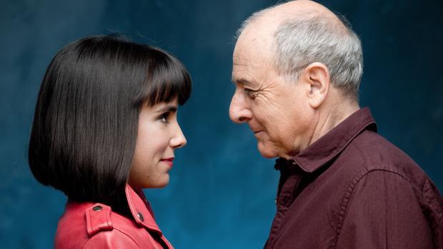 Rocío Peláez y Emilio Gutiérrez Caba