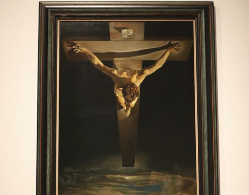 «Cristo de San Juan de la Cruz»
