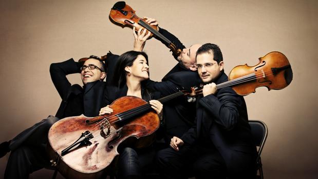 El Cuarteto Quiroga estrenará en febrero una pieza de José María Sánchez Verdú