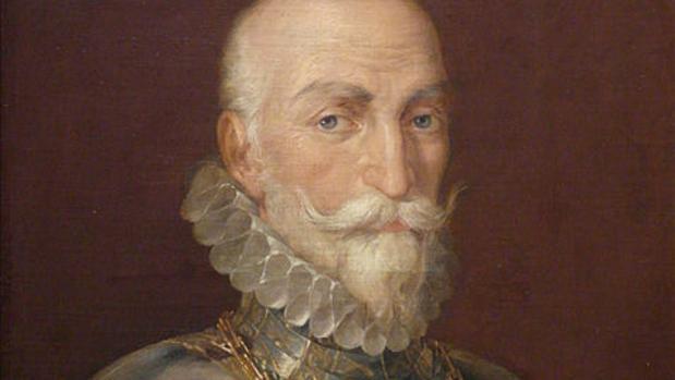 Retrato de Don Álvaro de Bazán