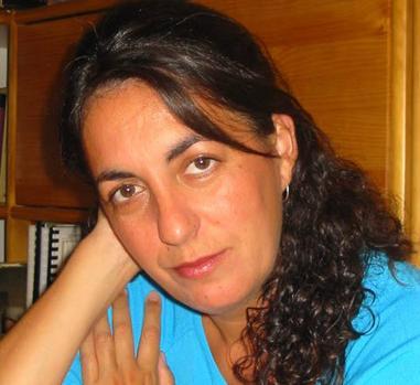 La escritora María Regla Prieto.