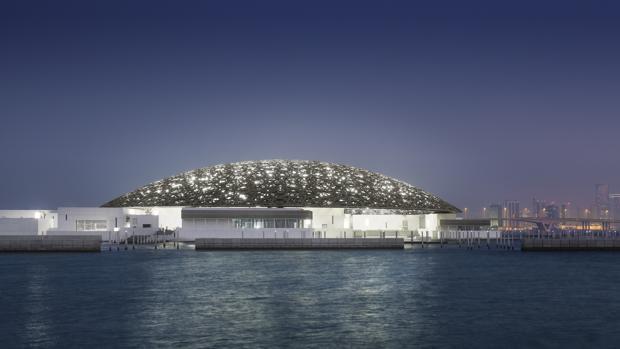 Proyecto de Jean Nouvel para el Louvre Abu Dabi