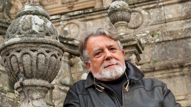 Alfredo Conde, autor de «Era la soledad», es un fino observador de la realidad