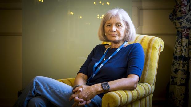 La escritora Alicia Giménez Bartlett