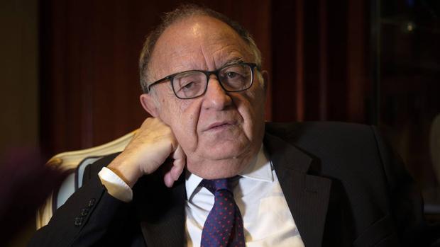 Ricardo García Cárcel es uno de los mayores expertos en el estudio de la Leyenda Negra