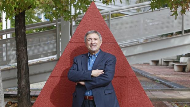 Juan Vicente Boo está este lunes en el Aula de Cultura de ABC
