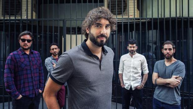 Izal estará en el Festival No sin Música de Cádiz.