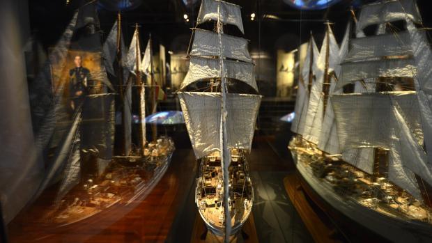Exposición sobre la Real Compañía de Guardias Marinas