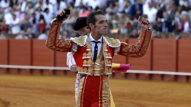 El torero palaciego apoderado por Julián Guerra