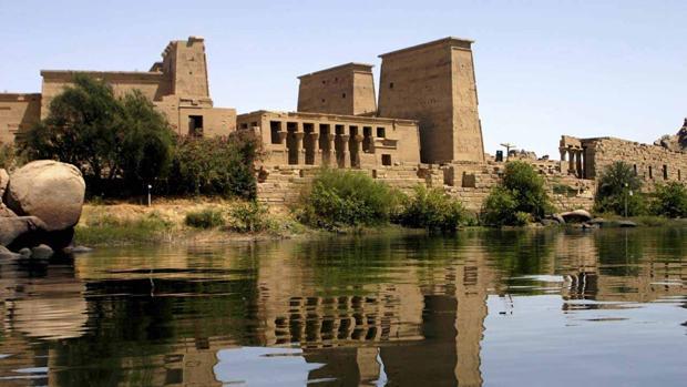 Asuán, capital del Alto Egipto, donde se produjo el hallazgo anunciado hoy