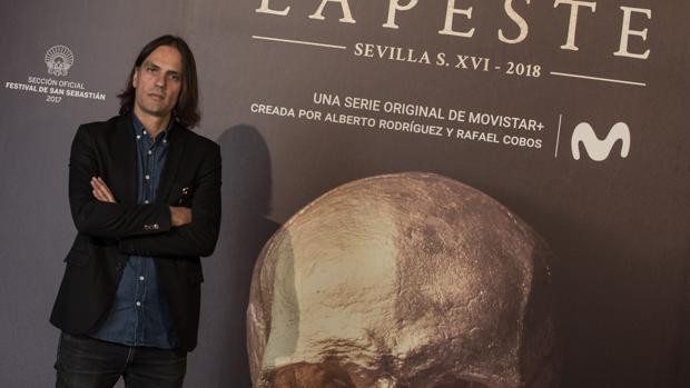 Rafael Cobos, creador de la serie junto a Alberto Rodríguez