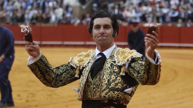 En la imagen, Morante de la Puebla