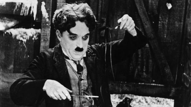 Charlie Chaplin «Charlot»