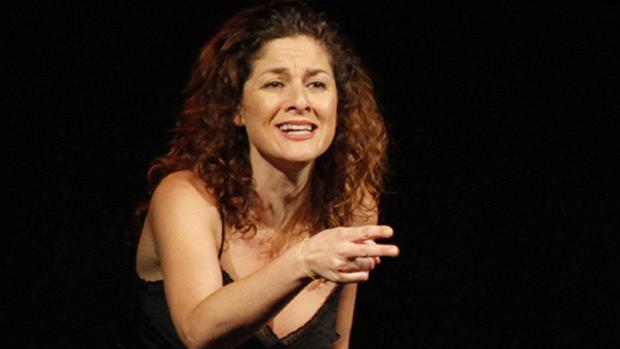 Ana López Segovia en el estreno de 'Thi Mai'.