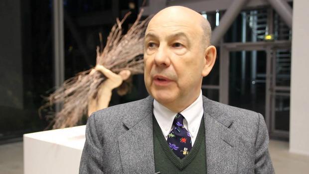 El marchante de arte Anthony d'Offay