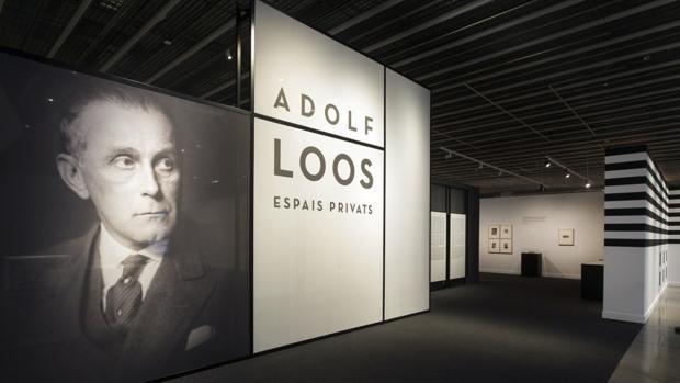 La muestra de Adolf Loos en el Museo del Diseño de Barcelona