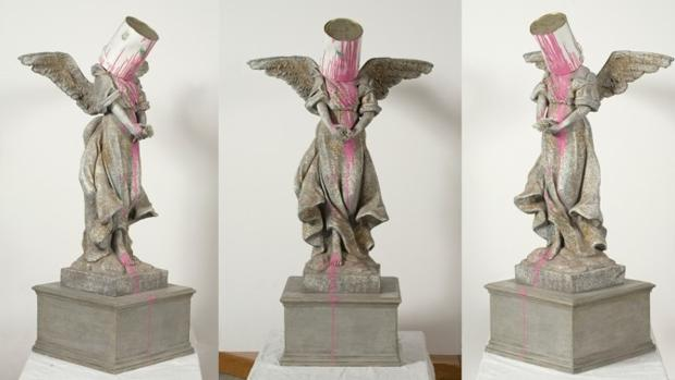 «Busto de Ángel», de Bansky
