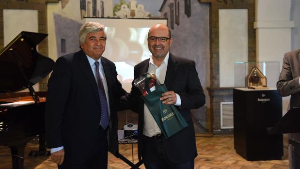 Manuel Barbadillo y Manuel Fuentes.