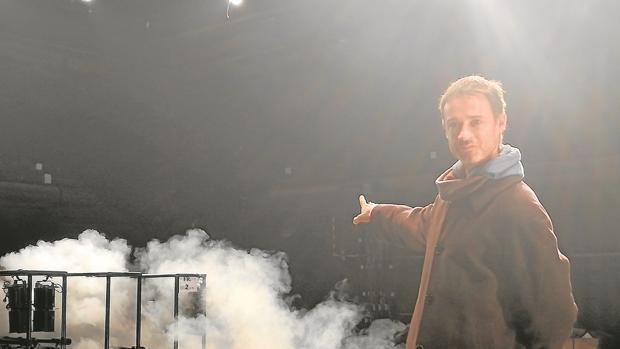 Juan Luis Matilla estrena «Error» en el Teatro Central