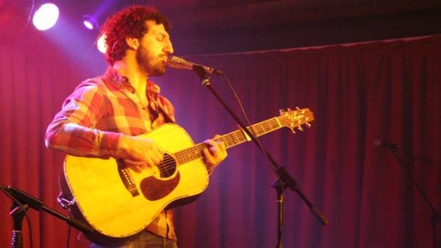 Marwan, en su concierto sevillano