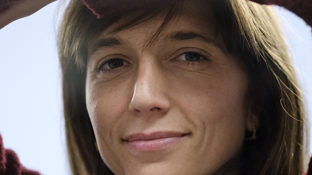 Laura Ferrero, en una reciente visita a Madrid