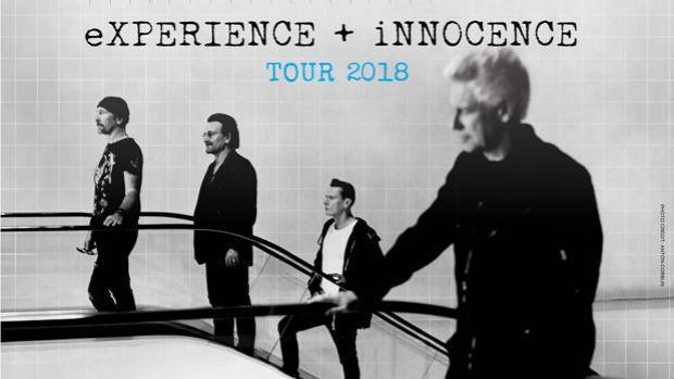 Cartel de la gira de U2