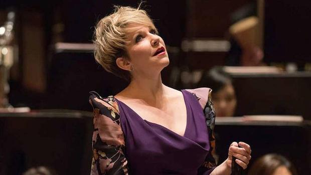 La mezzosoprano norteamericana Joyce DiDonato