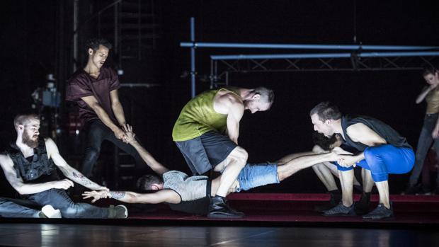 El Cullberg Ballet estrenó «Protagonist» en el Teatro Central