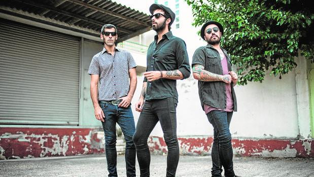 La banda madrileña Sidecars hace triplete en La Riviera