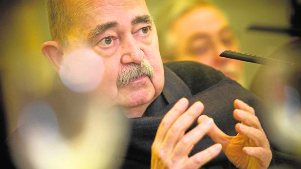 El filósofo Eugenio Trías