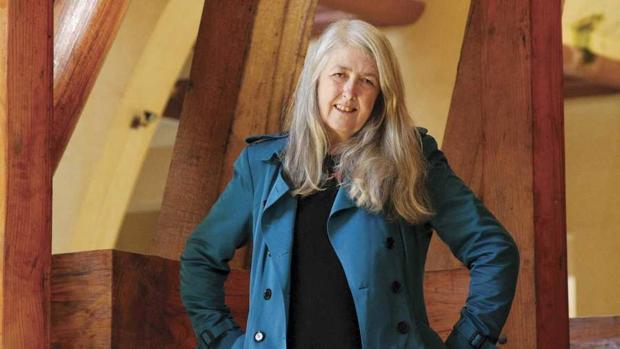 La historiadora Mary Beard (Munch Wenlock, Reino Unido, 1955)