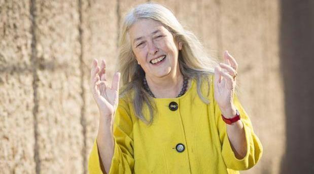La historiadora británica Mary Beard