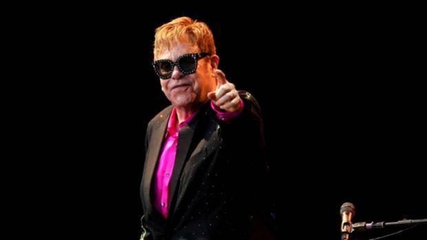 Elton John, el pasado verano en el festival Starlite, en Marbella
