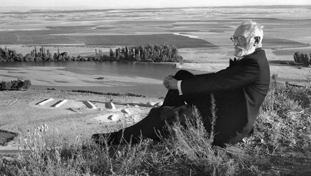 Unamuno, en La flecha en 1934