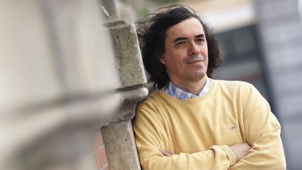 El escritor rumano Mircea Cartarescu