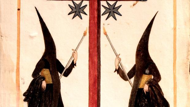«Libro de registro de hermanos del Amor» de 1803