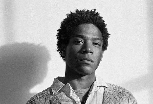 Jean-Michel Basquiat en 1984