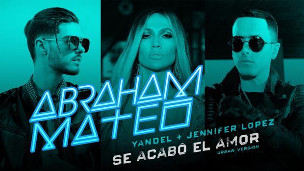 Abraham Mateo lanzará un discto con Jennifer López y Yandel