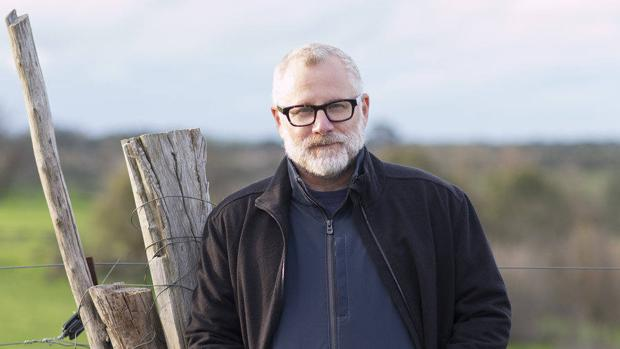 El escritor y guionista norteamericano Tom Perrotta