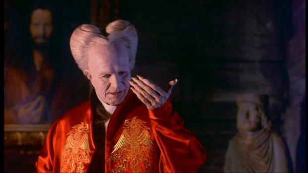 Drácula en la adaptación de Francis Ford Coppola