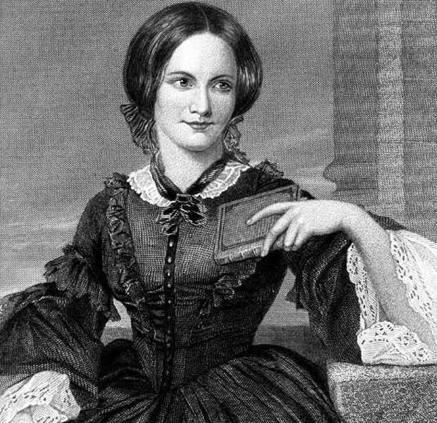 Retrato de Charlotte Brontë