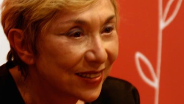 La intelectual francesa de origen búlgaro Julia Kristeva