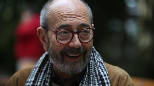 El actor Miguel Rellán en Cádiz
